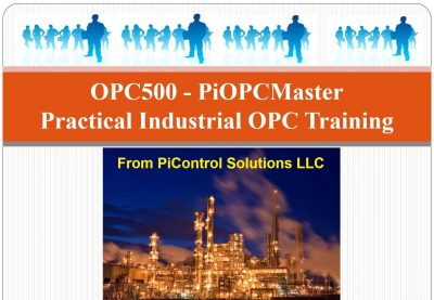 OPC (OLE for Process Control) Communications
