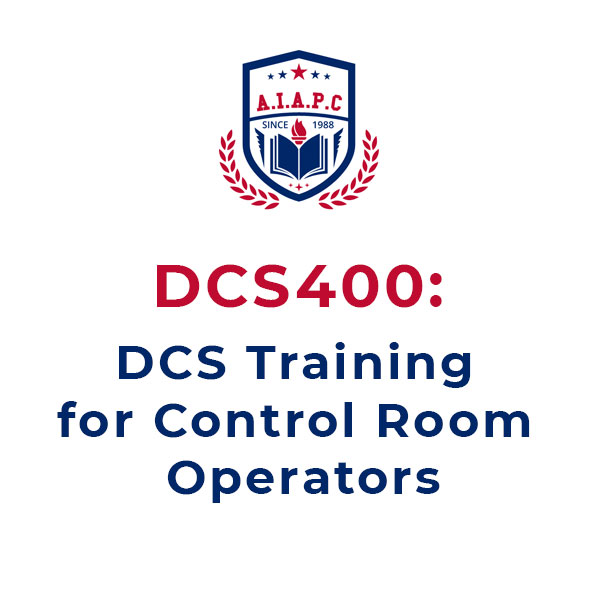 DCS Training for Control Room Operators online course - aiapc.org